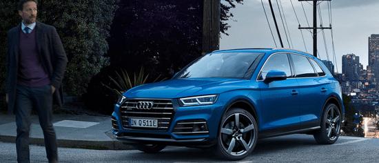 Audi Q5 TFSI e