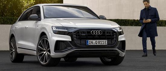Audi Q8 TFSI e