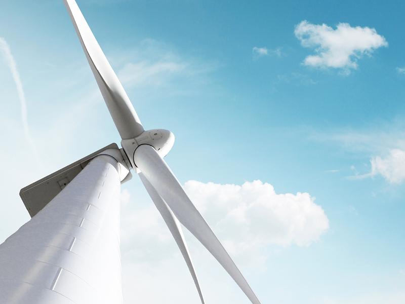 Erneuerbare Energien: <br>vom Winde</br> verweht