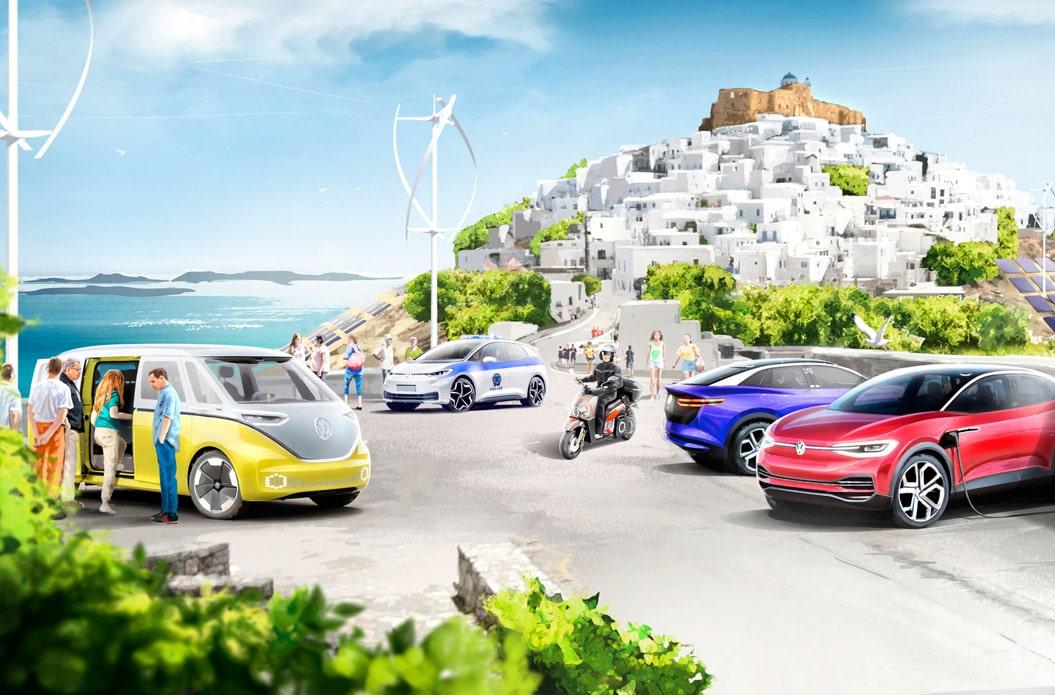 Astypalea. Die Insel der Zukunft.