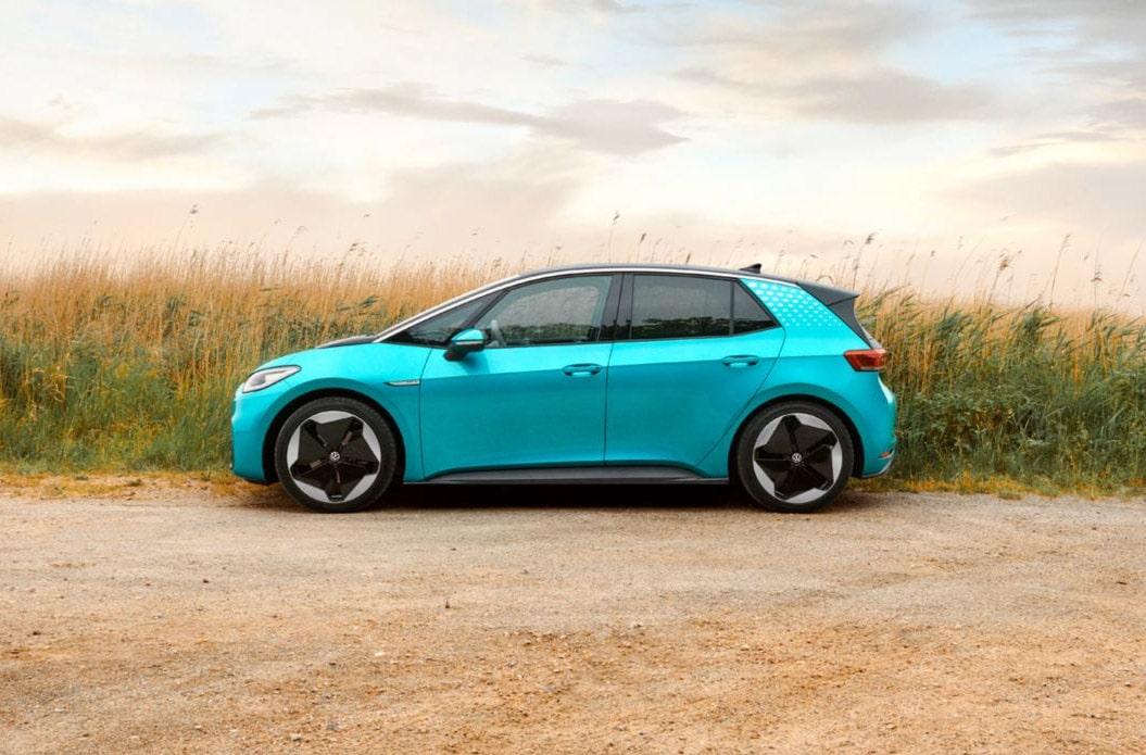 Steigender Anteil an Elektroautos