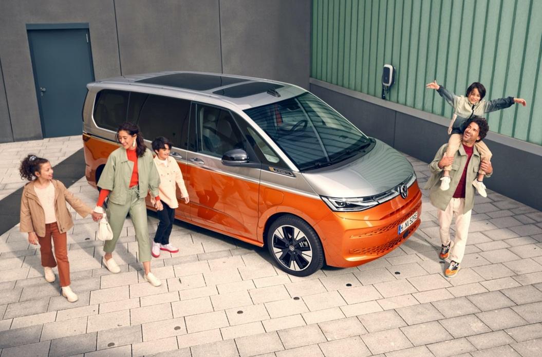 Der neue Multivan eHybrid