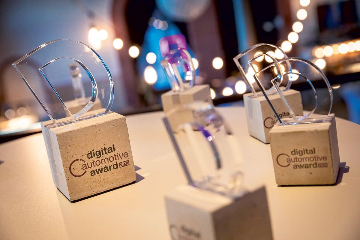 EM! gewinnt einen Digital Automotive Award