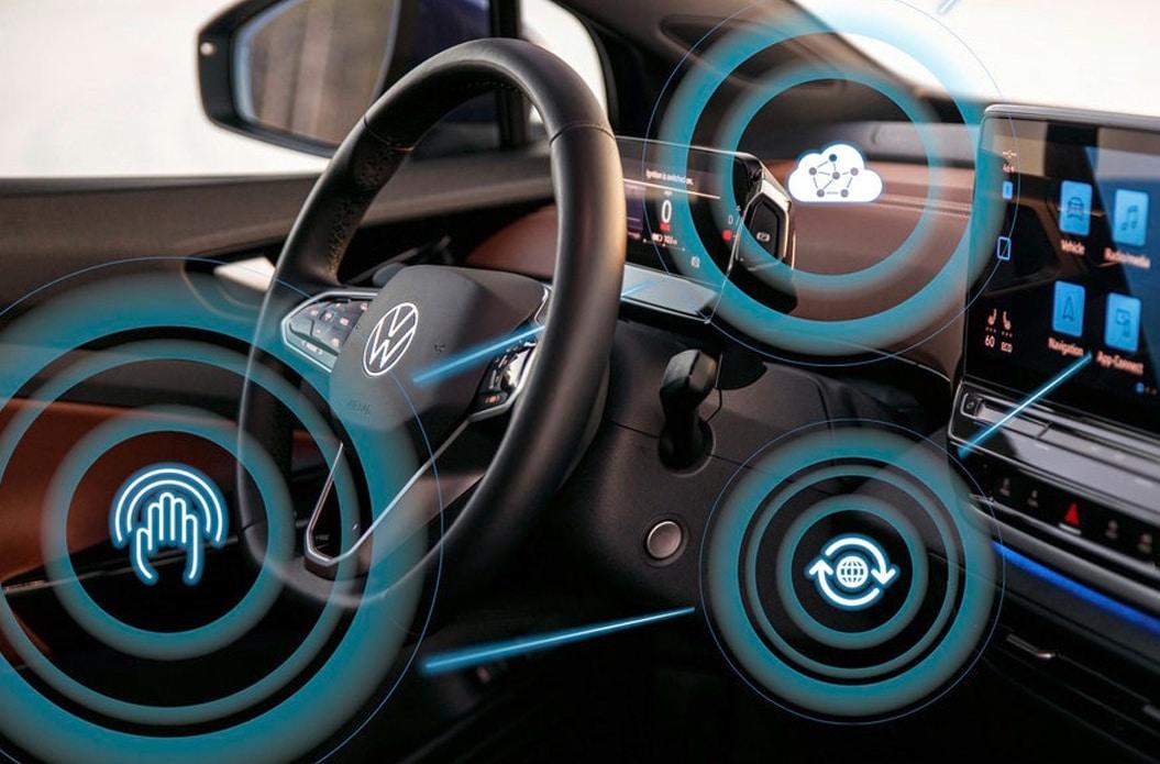 Volkswagen startet Over-the-Air Updates für ID. Modelle